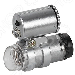 Фонарик с микроскопом Эра M45 usb перезаряжаемый высокой яркости ударопрочный фонарик дальнего света конвой sos факел мощный самозащита 18650 батареи