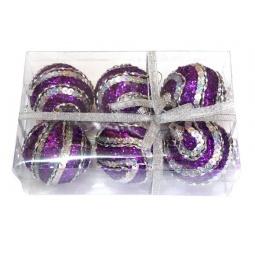 фото Набор новогодних шаров Новогодняя сказка 972182
