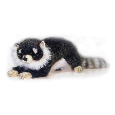 Купить Мягкая игрушка для ребенка Hansa «Енотик лежащий»