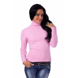 фото Свитер Mondigo 9035. Цвет: бледно-розовый. Размер одежды: 46