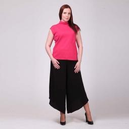 фото Юбка-брюки женские Milana Style «Антония». Размер одежды: 52