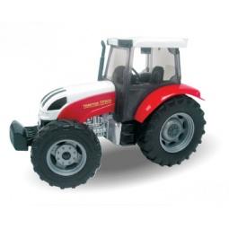 фото Машинка металлическая Autotime «Модерн. Трактор». В ассортименте