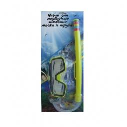 фото Набор для подводного плавания: маска и трубка Trilobit