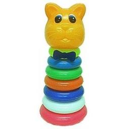 фото Игрушка-пирамидка Плэйдорадо «Котенок» 25068