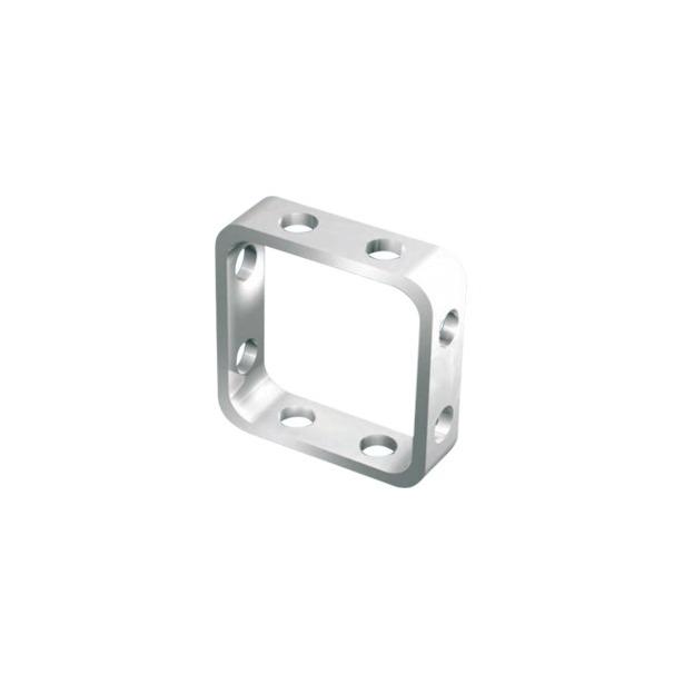 фото Основа для украшения квадратная Fimo 8625. Размер: 10х10 мм