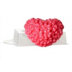 Купить Форма пластиковая Выдумщики «Сердце цветочное»