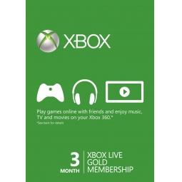 Купить Набор из карты подписки Xbox Live Gold на 3 месяца и игр Comic Jumper, The Maw