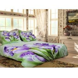 фото Комплект постельного белья Buenas Noches Sparks. Satin Fotoprint. 2-спальный