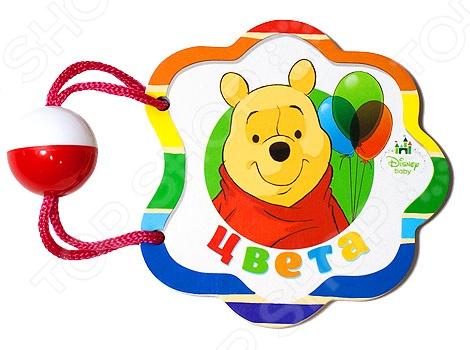 Книжки-игрушки Проф-Пресс 978-5-378-18517-7 Цвета. Винни