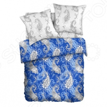 Комплект постельного белья Любимый дом «Яблоневый Цвет». 1,5-спальный