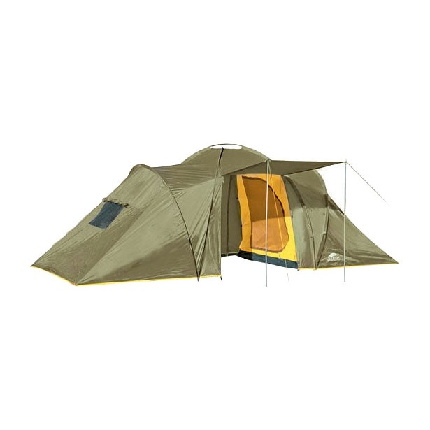 фото Палатка ALASKA «Космо 6». Цвет: оливковый