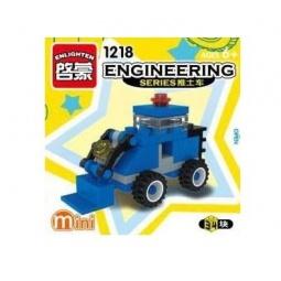 Купить Конструктор игровой Brick «Погрузчик» Mini 1717118