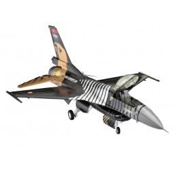 фото Сборная модель самолета Revell F-16 C «Solo Turk» с клеем и красками