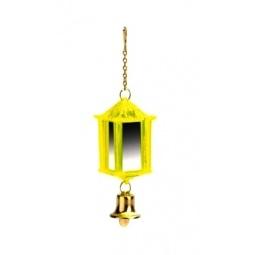 Купить Игрушка для птиц Beeztees «Фонарик с колокольчиком» 010215