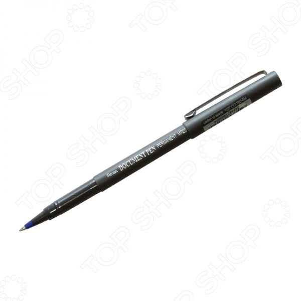 Ручка-роллер незаправляемая Pentel Document Pen