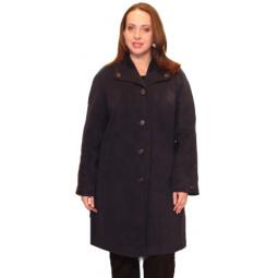 Купить Пальто Klimini Маргарэт. Цвет: темно-синий