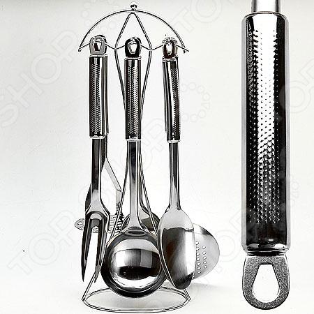 Набор кухонных принадлежностей Mayer&Boch MB-22455 mayer boch 20881 фондюшница 4л свеча половник mb