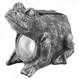Светильник садовый Эра SA2 «Лягушка» фонарь брелок эра 1xled с лазерной указкой