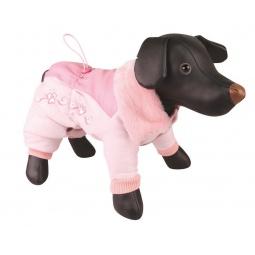 фото Комбинезон для собак DEZZIE «Рэй». Размер: L/XL (35 см)