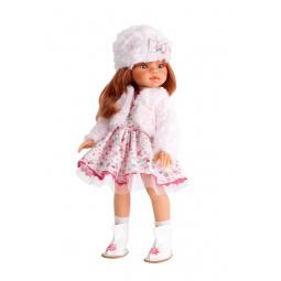 фото Кукла Antonio Juan «Эмили. Зимний образ. Рыжая»