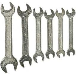 фото Набор ключей рожковых Сибин 27012-H6