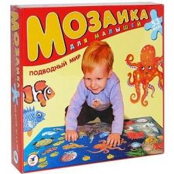 Купить Мозаика напольная Дрофа «Подводный мир»