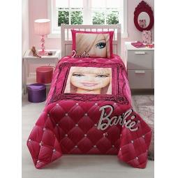 фото Покрывало детское TAC Barbie fabulous