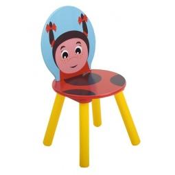 фото Стул детский круглый Лунтик «Мила»