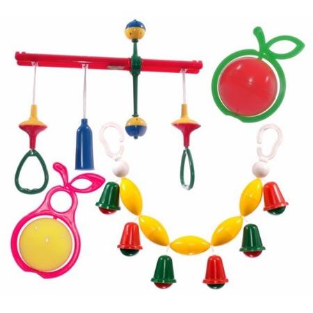 Купить Набор игрушек-погремушек Аэлита «Первая игрушка»
