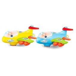 Купить Игрушка музыкальная «Самолет». В ассортименте