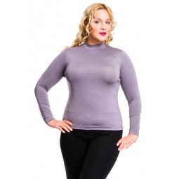 фото Водолазка Mondigo XL 264. Цвет: серый. Размер одежды: 48