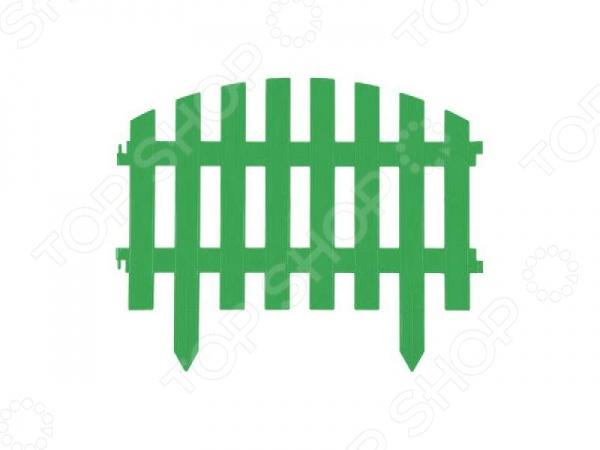 Забор декоративный Grinda «Ар Деко» 422203 Забор декоративный Grinda 422203-G /Зеленый