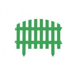 фото Забор декоративный Grinda «Ар Деко» 422203. Цвет: зеленый