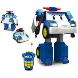 Купить Робот-трансформер на радиоуправлении Poli 83185