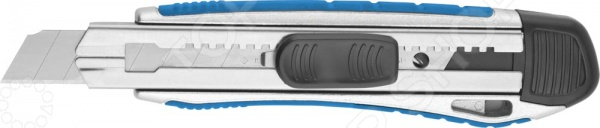 Нож строительный Зубр «Эксперт» 09176 нож зубр 47705
