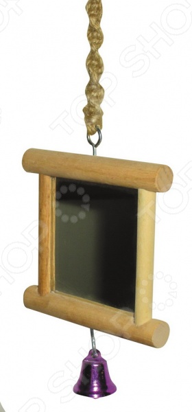 dezzie «Зеркало с колокольчиком» 5614036