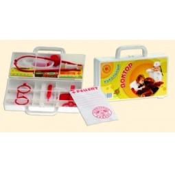 фото Игровой набор для ребенка Эра «Кукольный доктор»