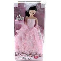 фото Кукла с аксессуарами Shantou Gepai шарнирная Jenny 627848