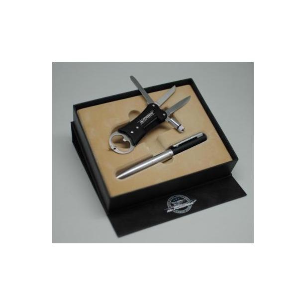 фото Набор: брелок-нож и ручка Mr.Forsage 800-011