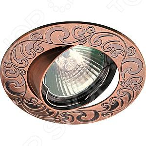 Светильник встраиваемый поворотный Эра KL26 А SCСпоты встраиваемые<br>Светильник встраиваемый поворотный Эра KL26 А SC элемент освещения, который чаще всего выступает в качестве дополнительного источника света. Этот вид светильников за счет встраиваемой конструкции занимает совсем мало места. Дизайн прибора это важный акцент интерьера. Вместе с бра или подсветкой он создает интересный световой ансамбль, преображающий комнату. Светильник оформлен в современном стиле и прекрасно подойдет для офиса или гостиной. Поворотная конструкция позволяет настроить угол падения света.<br>