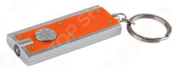 Фонарик-брелок DEXX 56716Брелоки<br>Фонарик-брелок DEXX 56716 компактный брелок со светодиодом. Металлическое кольцо позволит крепить брелок к ключам. Компактные размеры позволят без труда уместить брелок в кармане. Такой фонарик-брелок станет практичным и нужным подарком для близкого человека. Вращающийся карабин для удобства использования. Выступающая кнопка, легко определяемая на ощупь.<br>