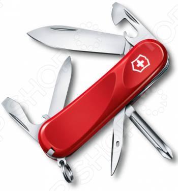 Нож перочинный Victorinox Evolution 11 2.4803.E нож victorinox нож evolution 16 vx24903 e