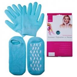 фото Перчатки и носки MEDOLLA увлажняющие гелевые