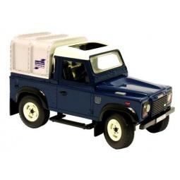фото Машинка со светозвуковыми эффектами Tomy Land Rover Defender. В ассортименте