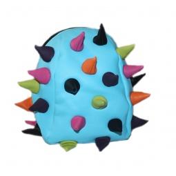 фото Сумка - термо ланч бокс MadPax Rex Nibblers Multicolor. Цвет: голубой