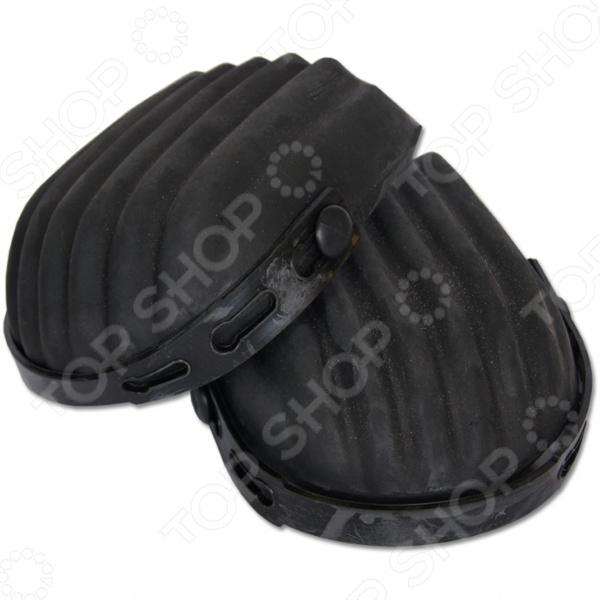 Наколенники SANTOOL 070301Безопасность работ<br>Наколенники SANTOOL 070301 защитное приспособление, единственной функцией которого является предохранение коленей от перегрузок во время работы. Они сделаны из прочного и достаточно гибкого материала пенорезины, который надежно защищает коленные чашечки и не мешает во время ходьбы. Наколенники позволяют становится на колени без опасения испачкать штаны в грязи или моторном масле. Это изделие часто используют во время работы в саду, огороде и гараже.<br>