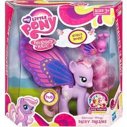 фото Набор игровой для девочек Hasbro Пони с волшебными крыльями. В ассортименте.