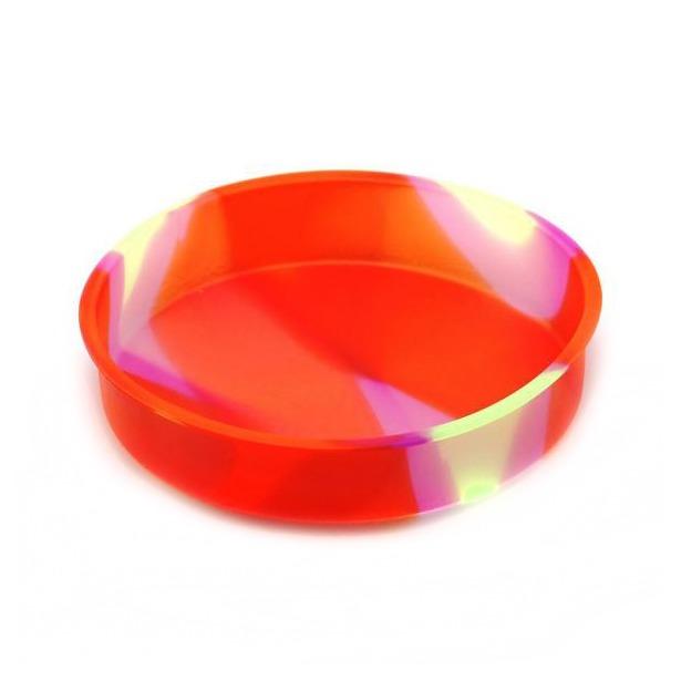 фото Форма для выпечки силиконовая Atlantis «Торт» SC-BK-004M. Цвет: фиолетовый, оранжевый