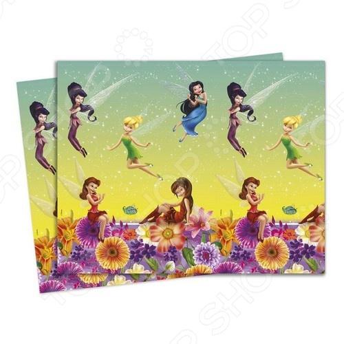 Скатерть праздничная Procos 85246 «Волшебные феи»