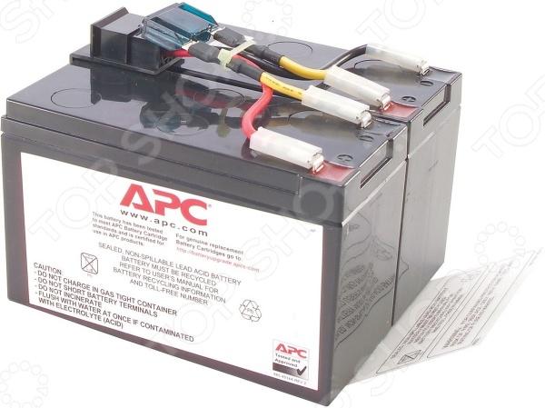 фото Батарея для ИБП APC RBC48, Аксессуары для ИБП